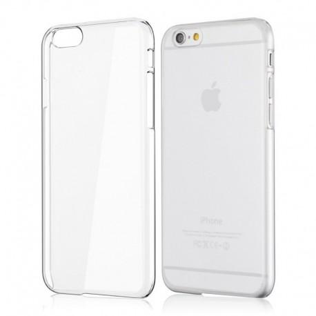 Coque silicone transparente iPhone